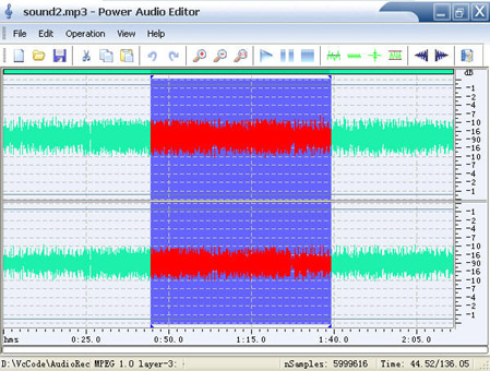 windows 7 editor audio